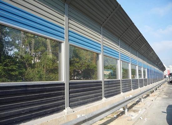 重庆厂区声屏障